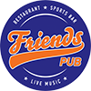 friends pub logo